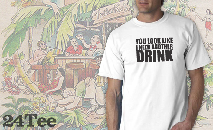 Another Drink Tee Shirt