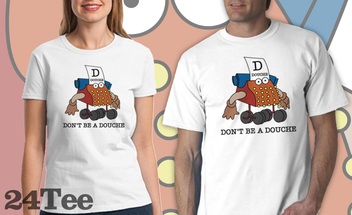 Noony Guy Douche Tee Shirt
