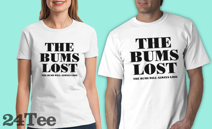 The Bums Lost Tee Shirt
