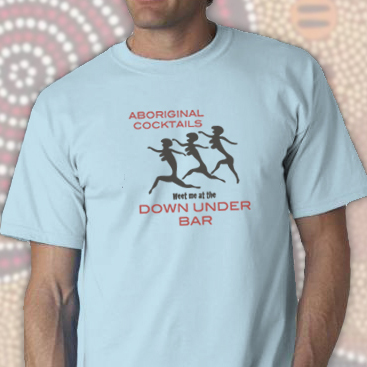 Down Under Bar Tee Shirt