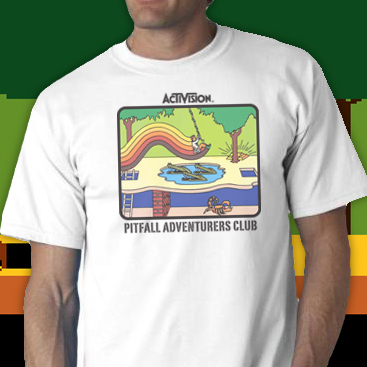 Pitfall Tee Shirt