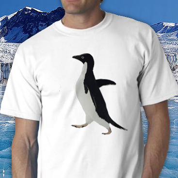 Awkward Penguin Tee Shirt