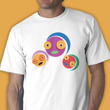 Snail Party Tee Shirt